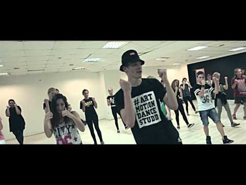 The Nights - Avicii - Dance Choreo by Yarick Noskov (DanceMasters)! Video report from the workshops!