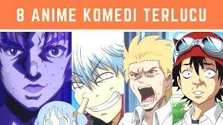 8 Anime Komedi terlucu yang wajib kamu tonton