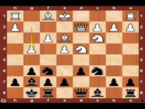 Chess Lesson: Sicilian Defence - Dragon Variation - Yugoslav Attack