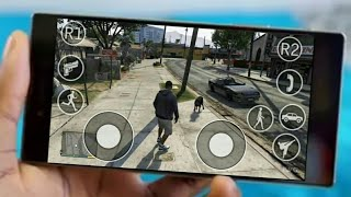 Download GTA 5 android apk+obb work all Device (100% Working)