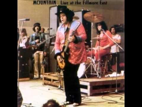 Mountain - Leslie West guitar solo @ Fillmore East 1970