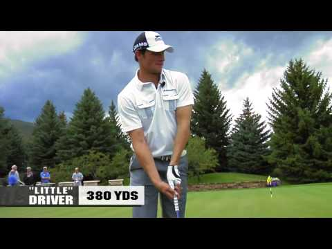 Jamie Sadlowski and Gary McCord Long Drive Demo