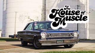 200-MPH, Turbo Hemi Street Car! The Ultimate Belvedere - The House Of Muscle Ep. 3