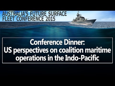 US perspectives on coalition maritime operations in the Indo-Pacific