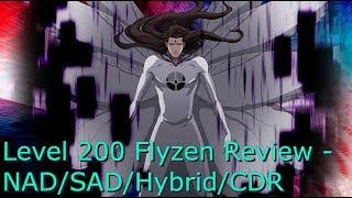 Bleach Brave Souls - Level 200 Butterfly Aizen (Flyzen) Review!