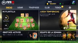 COINS FIFA 15 FREE || NEW SORTEO ||