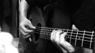 Hatsune Miku-Risky Game Acoustic Guitar