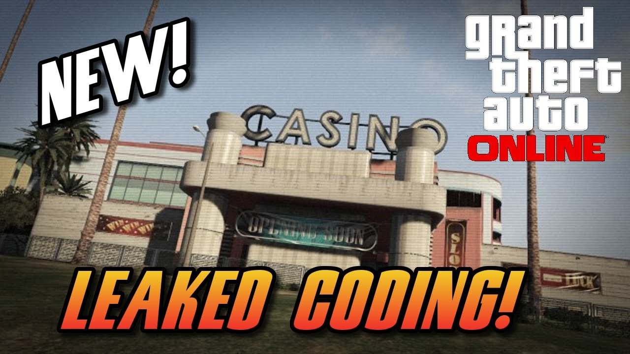 gta v online casino update slot book