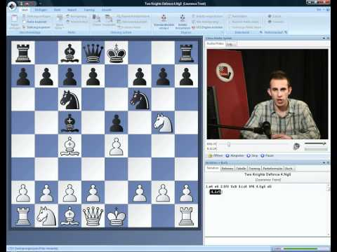 ChessBase Tutorials Vol 1 Lawrence Trent Two Knights Defence