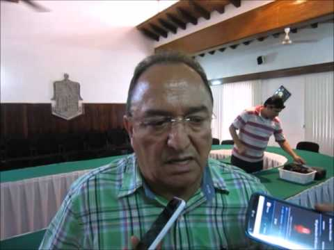 Director de SP nervioso al ser cuestionado sobre el ataque a policias