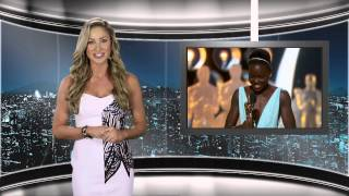 Chantelle Raleigh E! HOST Audition Australia 2014