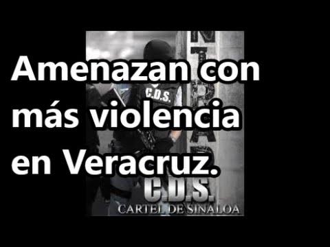 Grupo armado, Los Antrax, publican comunicado amenazando con hacer limpieza en Orizaba.