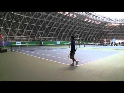 テニス日本リーグ セカンドステージ