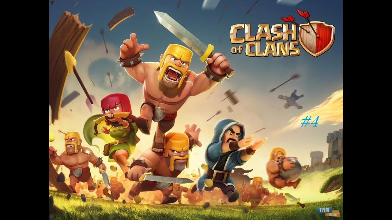 Clash of Clans  Free download and software reviews  CNET