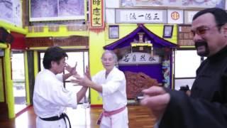 download lagu Steven Seagal Meets Okinawa Karate Master gratis