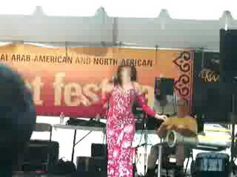 Nicole Macotsis Raqs Sharqi Arab American Street Festival Ny video