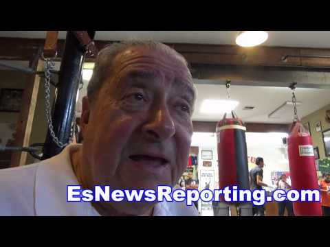Bob Arum Why He Will Never Forgive Miguel Cotto - EsNews Boxing
