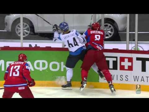 Tissot IIHF Ice Hockey 2013