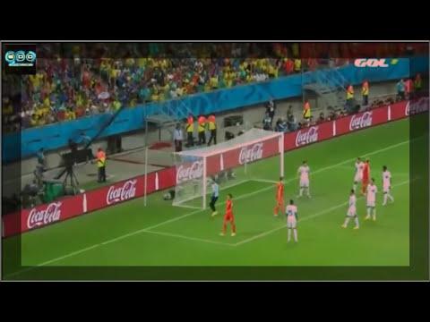 Keylor Navas en el Mundial Brasil 2014 |Best Saves| Mejores atajadas|