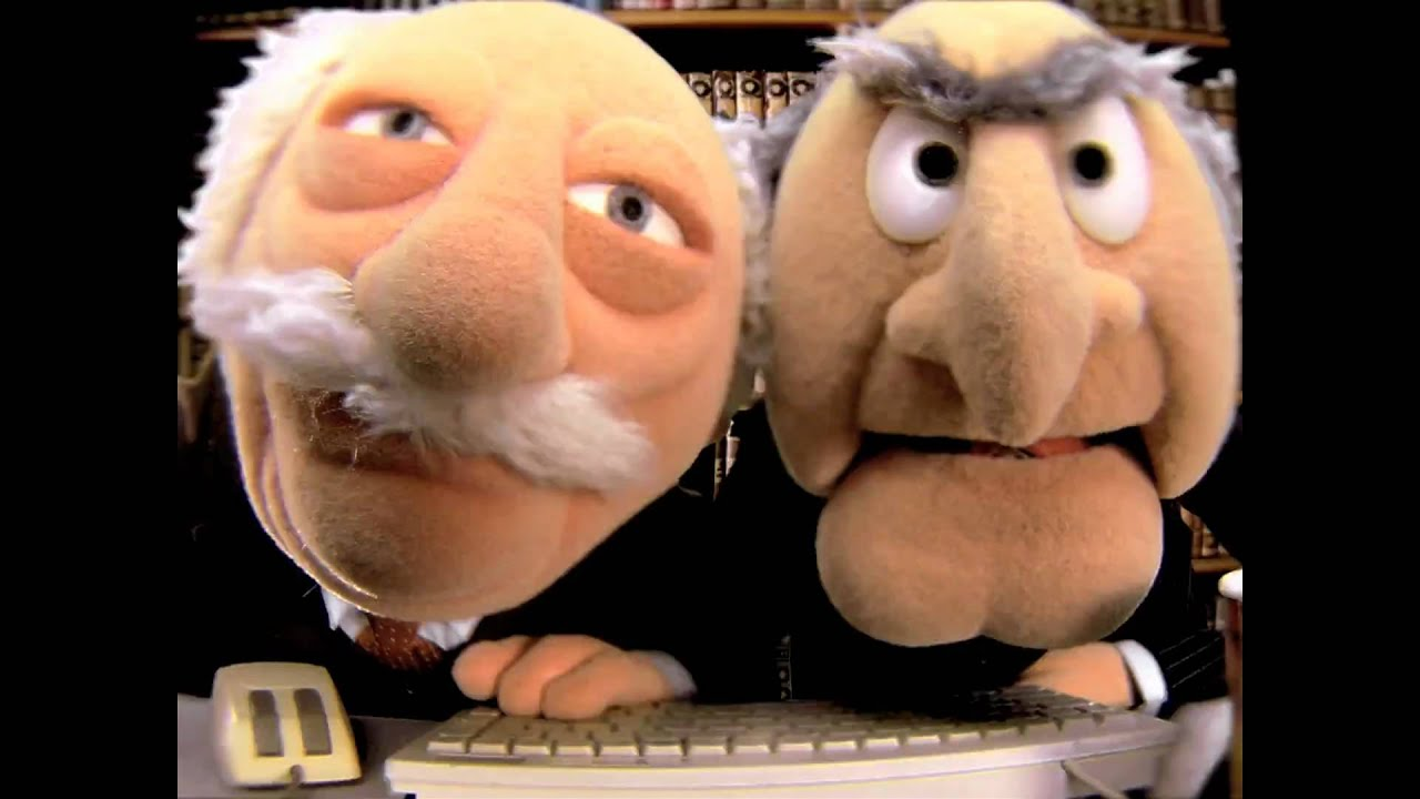 Statler And Waldorf Quotes Quotes