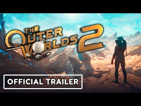 The Outer Worlds 2 - Official Reveal Trailer | E3 2021