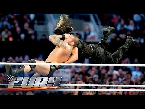 28 RKOs, Stunners and Cutters: WWE Fury, April 19, 2015