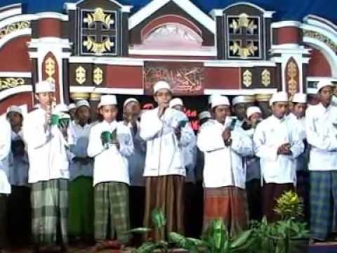 Brawijoyo Al Muhibbin 2012 - Maulid Nabi di Musholla Al Fattah...