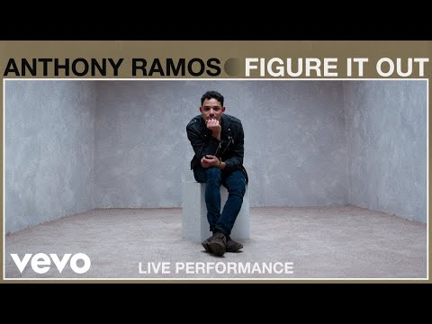 """Anthony Ramos - """"Figure It Out"""" Live Performance 