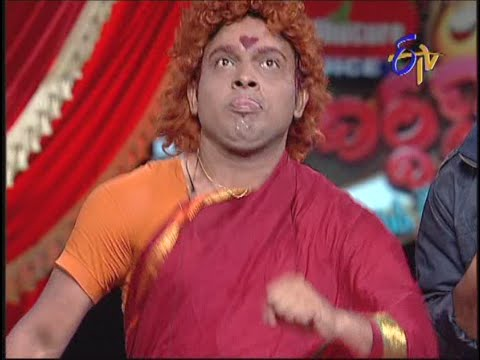 Jabardasth  - జబర్దస్త్  -  Sudigaali Sudheer Performance on 11th September 2014