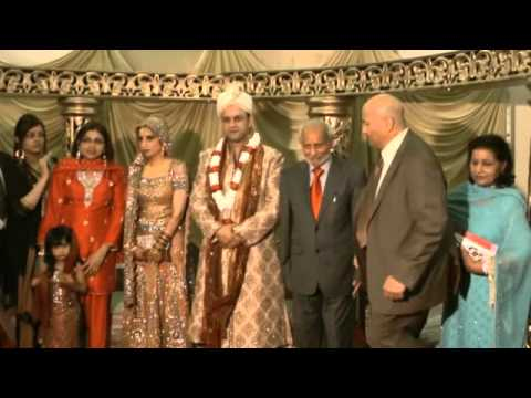 Walima Reception of Mujtaba Asif Qureshi & Husna Zia 7.11.2010