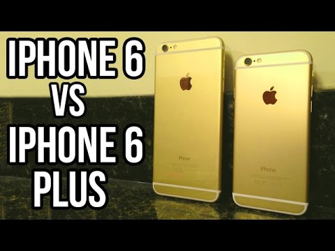 Apple iPhone 6 vs iPhone 6 Plus Review!! Which Is Right For You?? (Final Verdict)