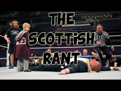 The Scottish RANT | WWE Suing Bullet Club? Connor The Crusher and MORE!