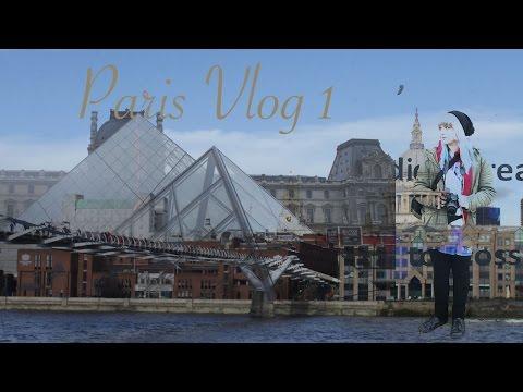 Paris Trip 1. London & Louvre