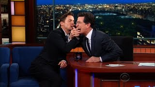 Matt Bomer Had To Fight Russell Crowe In His New Movie