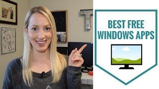 Best Windows Apps: Top 7 Free Windows 10 Apps