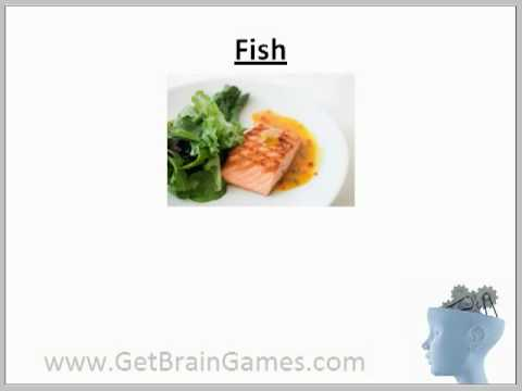 Top 5 Brain Health Foods for Increased Memory, Concentration & Attention Span!