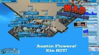 Mad Games Tycoon - #36 - Austin Flowers! Ein Hit!