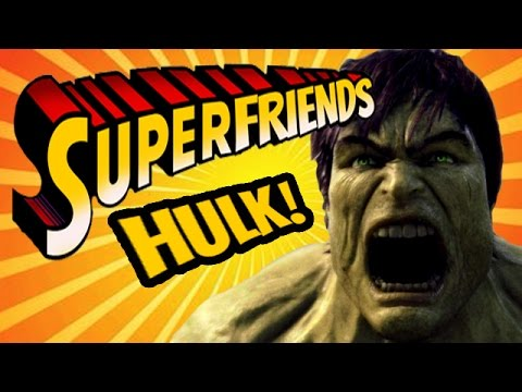 Hulk Ultimate Destruction  - The Amazing Superfriends video