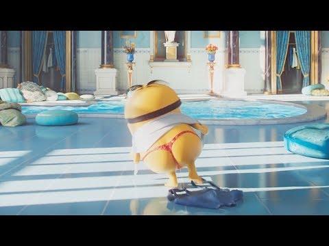 Les Minions (2015 )  -  Meilleures Scènes