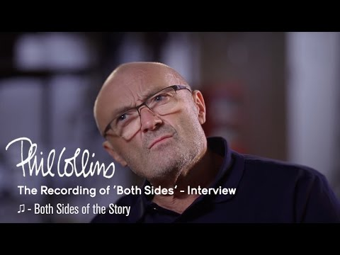 Phil Collins: The Recording of 'Both Sides' (Interview)