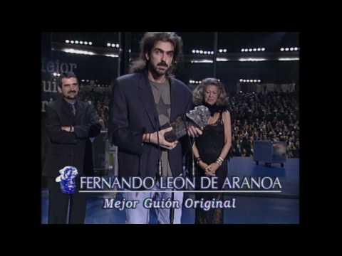 Barrio, Mejor Guión Original en los Goya 1999