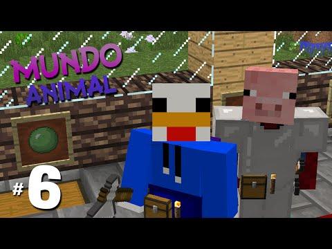 EL COFRE MÁS CHETADO DEL MUNDO | EP.6 MUNDO ANIMAL | SERIE DE MODS CELOPAN Y SARINHA_3