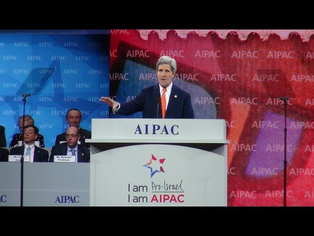 Kerry: Peace Isn't About Me, It's About You