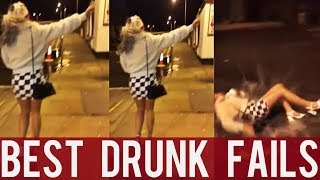 Best Drunk Fails || Best Of 2018! || NEW Big Funny Compilation!