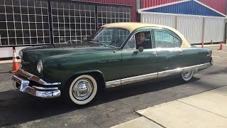 Riding In A 1952 Kaiser Manhattan