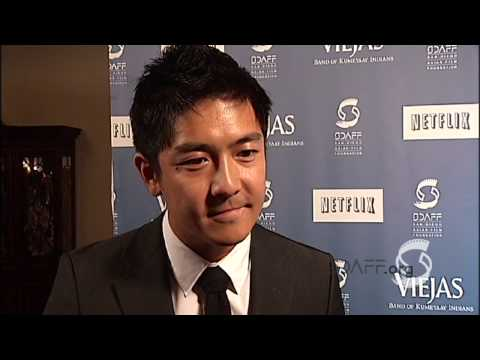 Tze Chun at 2009 San Diego Asian Film Festival Gala