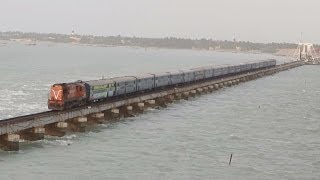 Boat Mail & Pamban Bridge Complete 100 Years