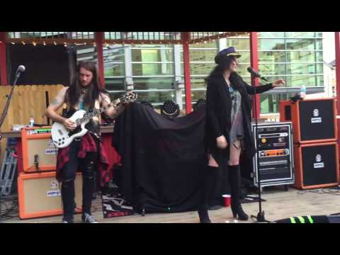 "DOROTHY - ""Woman"" Live, 08/05/16 Harrisburg"