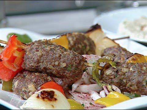 كفته لبنانيه والباطرش الصيامى على طريقه الشيف محمد فوزى من مطبخ الراعي