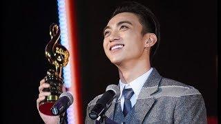 Soobin Hoàng Sơn - Lễ trao giải Zing Music Awards 2017